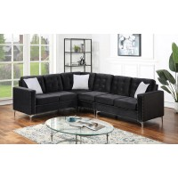 Patrick Black Sectional