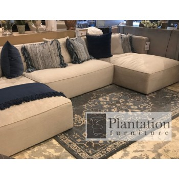 The Marshmallow Sectional