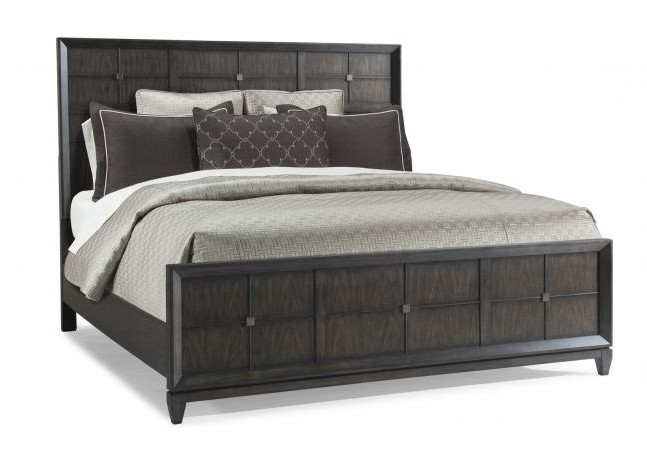 Regency - King Panel Bed