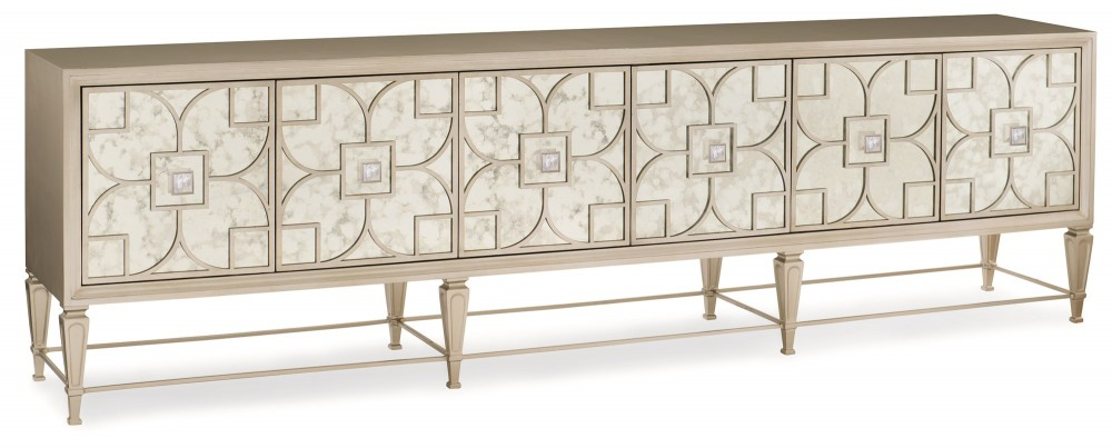 Social Media - Console Table
