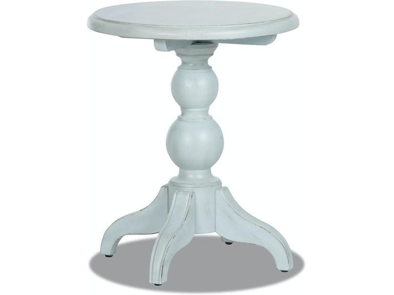 Trisha Yearwood Nashville - Blue End Table