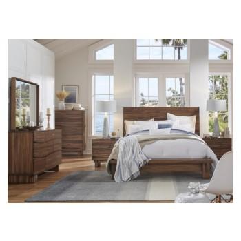 Ocean - California King 4 Piece Bedroom Set
