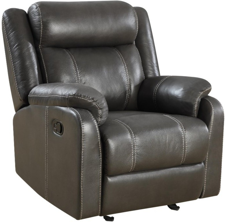 Domino - Valor Carbon Manual Glider Recliner