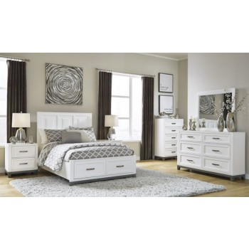 Brynburg - Full 4 Piece Bedroom Set