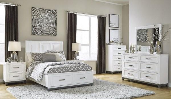 Brynburg - Full 4 Piece Bedroom Set