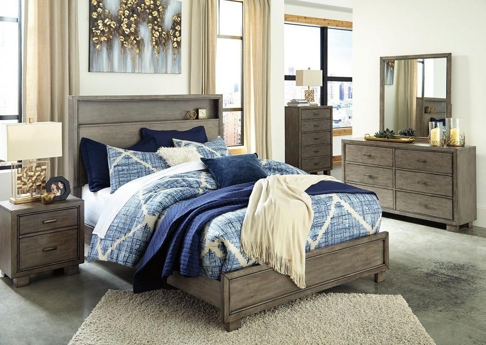 Arnett - King 4 Piece Bedroom Set