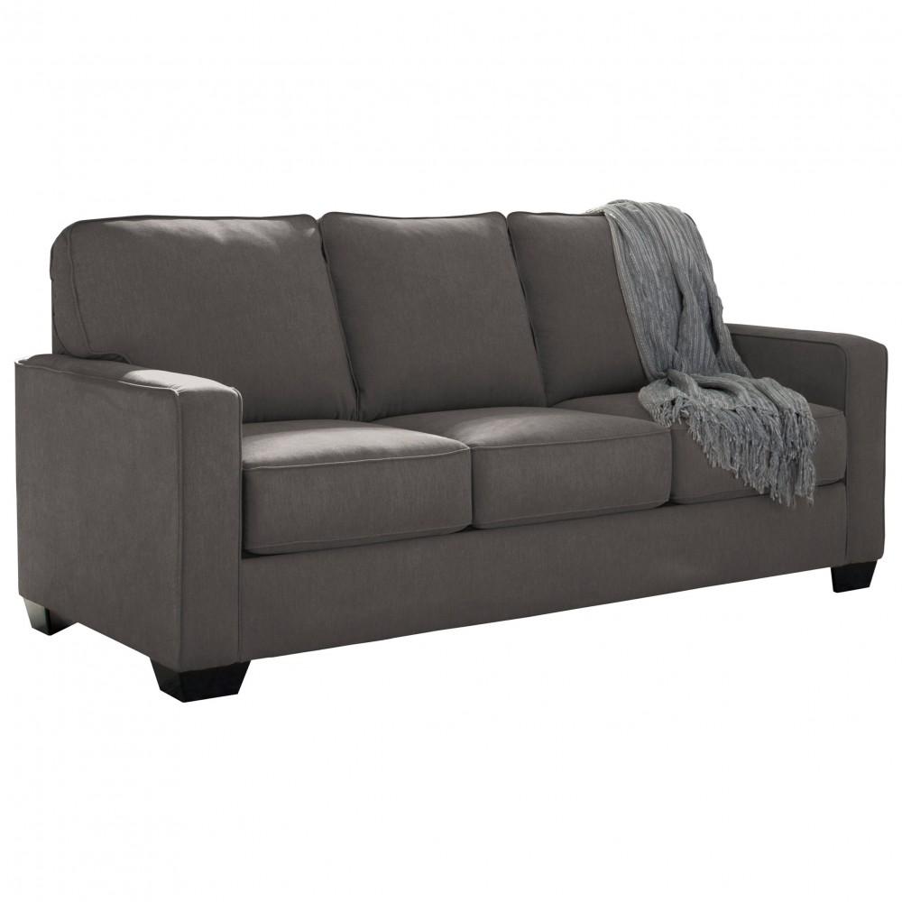 Zeb - Full Charcoal Sofa Sleeper