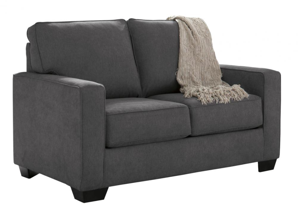 Zeb - Twin Charcoal Sofa Sleeper