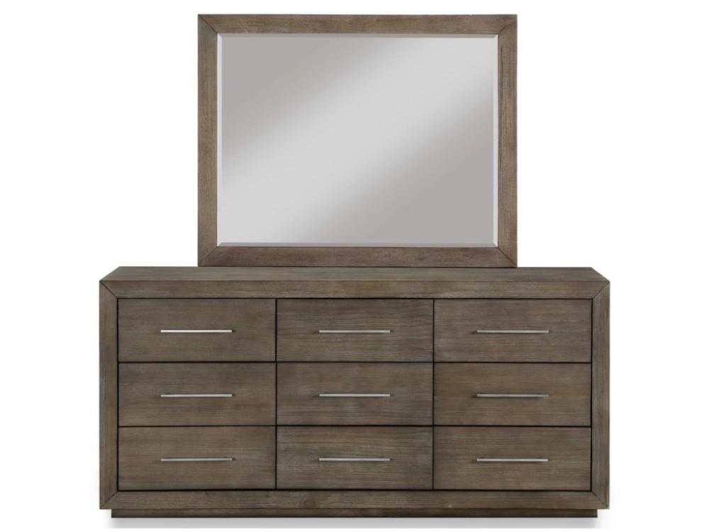 Melbourne - Dresser and Mirror