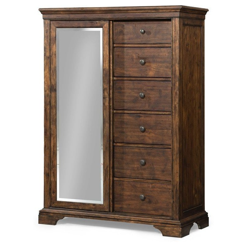 Trisha Yearwood Tulsa - Door Chest