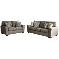 Calicho - Cashmere Sofa and Loveseat Set