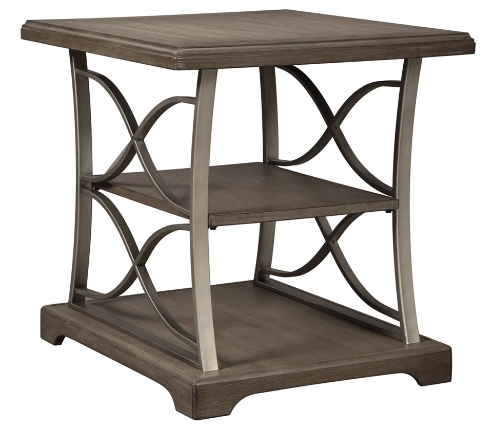 Baymore - End Table