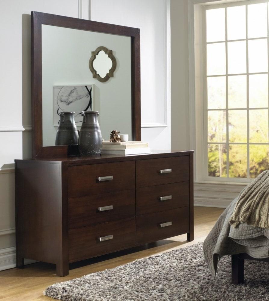 Riva - Dresser and Mirror