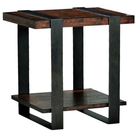 Timber Forge - End Table
