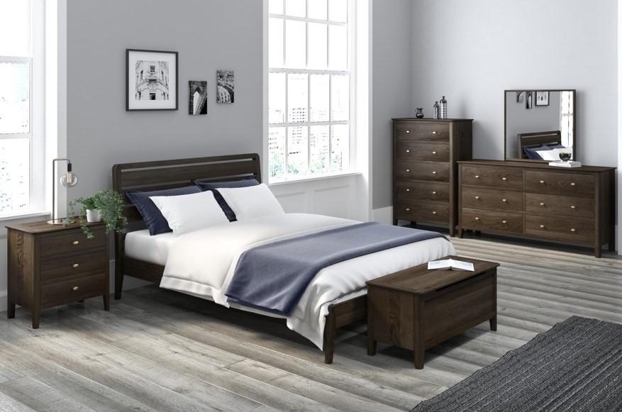 Amherst - Queen 5 Piece Bedroom Set