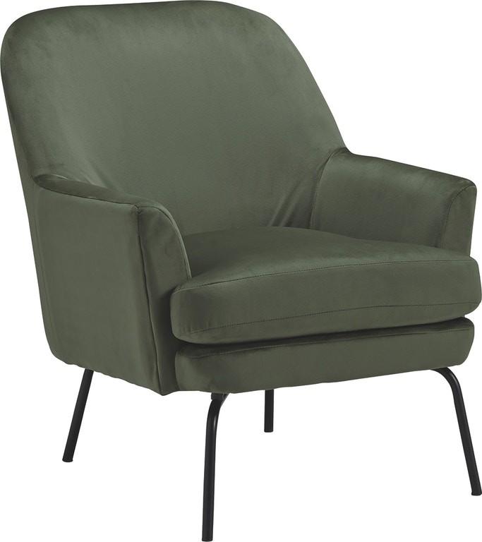 Dericka - Moss Accent Chair