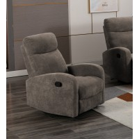 Chenille Recliner