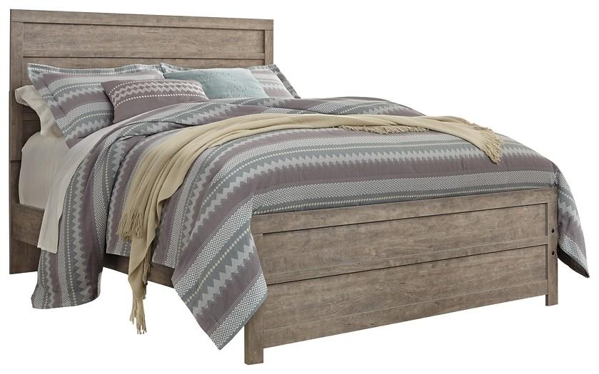 Culverbach - Queen Panel Bed