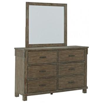 Shamryn - Dresser and Mirror