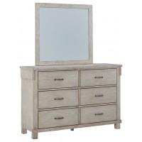 Hollentown - Dresser and Mirror
