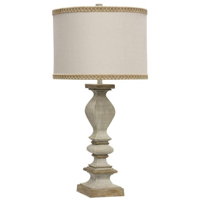 Chrysta Cream - Table Lamp (1/CN)