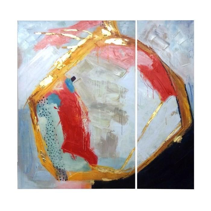 Contemporary - Canvas Art (2/CN)