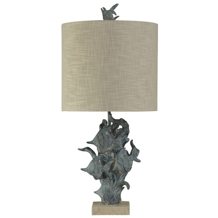 Fish Underwater - Table Lamp (1/CN)