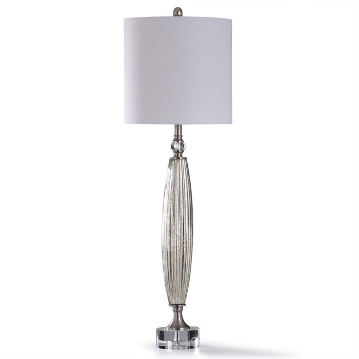 Ivyford Silver - Table Lamp (1/CN)