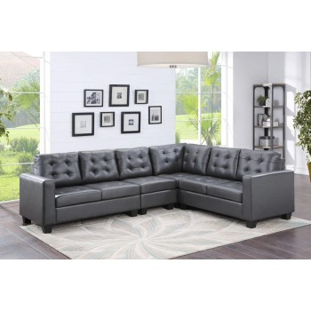 Andrew Grey Sectional