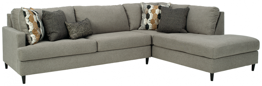 Santasia - 2-Piece Sectional with Chaise