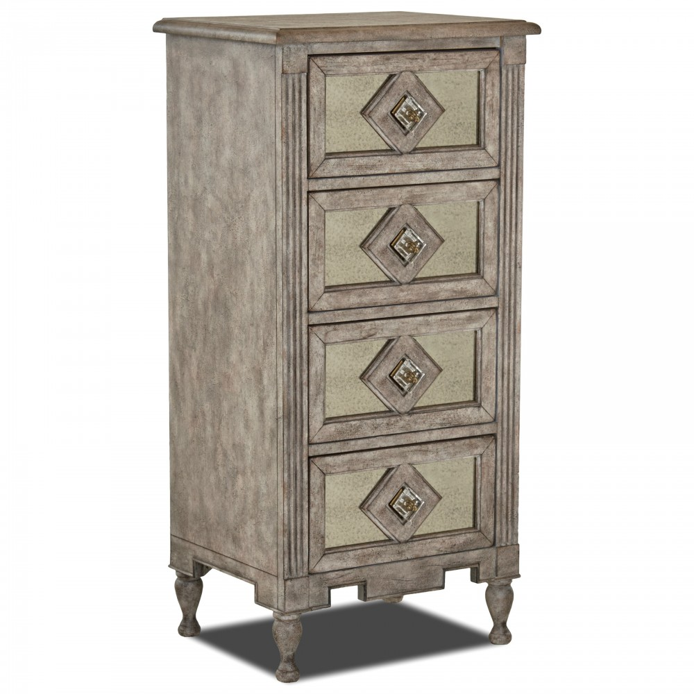 Waxing Poetic - Accent Chest