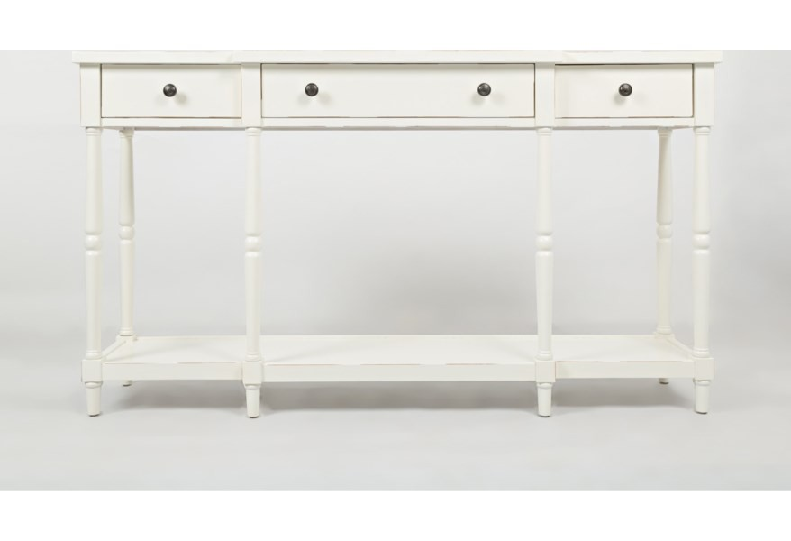 Stately Home - Antique White 60