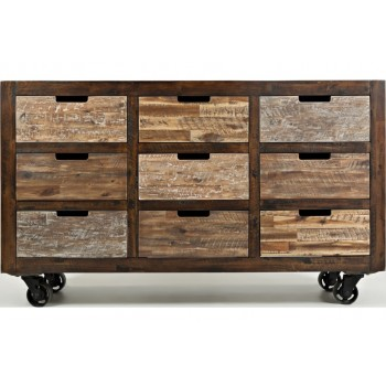 Painted Canyon - Accent Chest