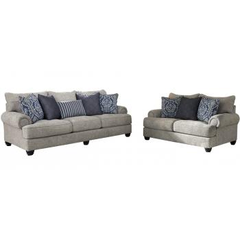 Morren - Dusk Sofa and Loveseat Set