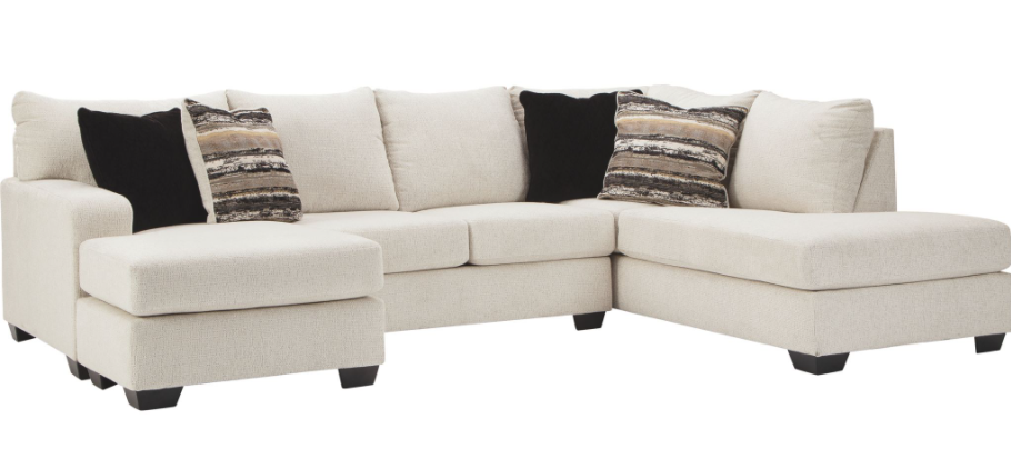 Cambri - 2-Piece Sectional with Chaise
