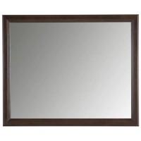 West Bay 31.38in L X 25.67in W Wall Mirror In Dusk