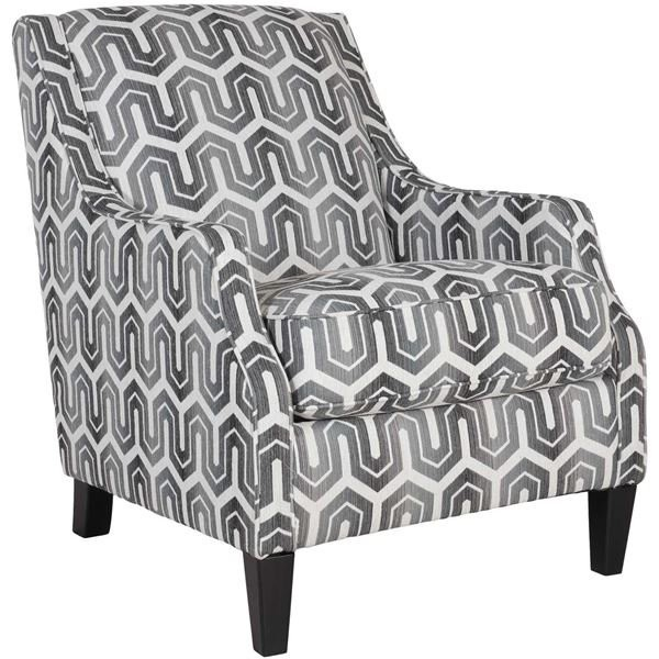 Gilmer - Gunmetal Accent Chair