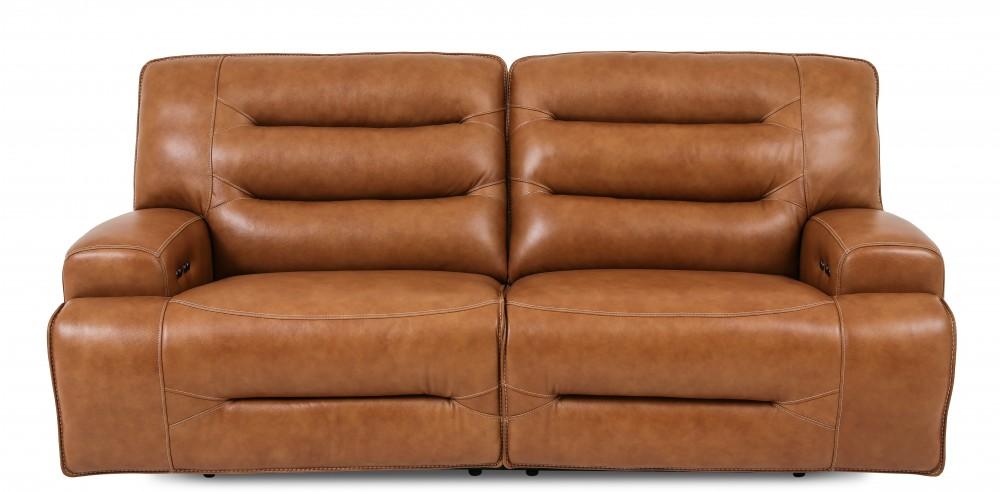 Palomino Brown 90006 Power Reclining Sofa