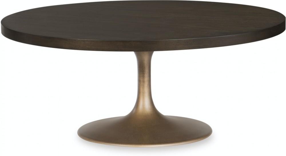 Austin - Round Pedestal Cocktail Table