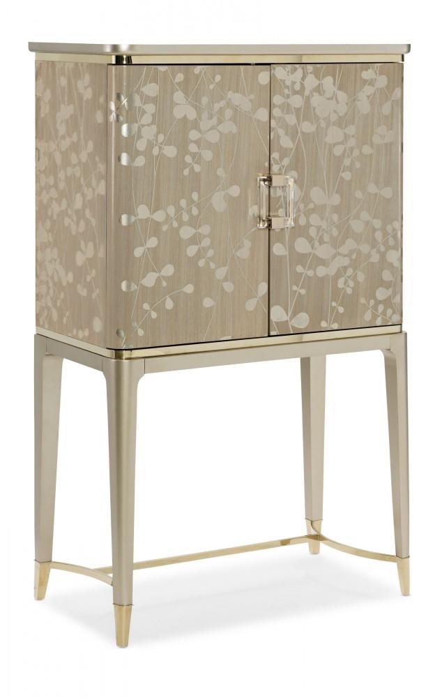 A New Leaf - Bar Cabinet
