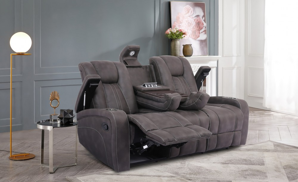 9990 Transformer Reclining Sofa