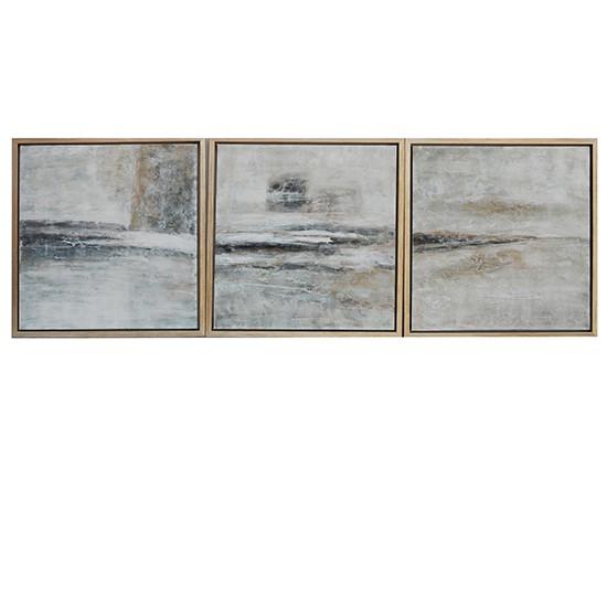 Knox - Wall Art Set (3/CN)