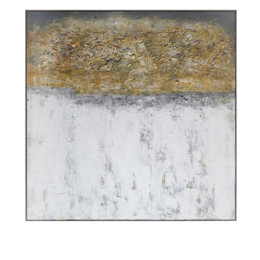 Gold Rush - Canvas Wall Art