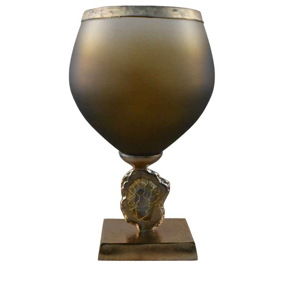 Esme - Medium Glass Vase