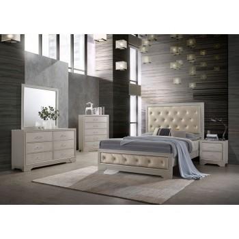 Danny Dresser Mirror Queen Bed