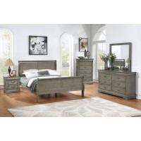 Dev Dresser Mirror Queen Bed