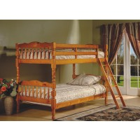 Shirley Twin/Twin Wooden Bunk bed