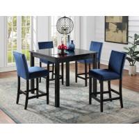 Khloe Pub Table & 4  Chairs