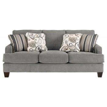 Yvette - Steel - Sofa