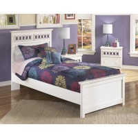 Zayley - Twin Panel Footboard